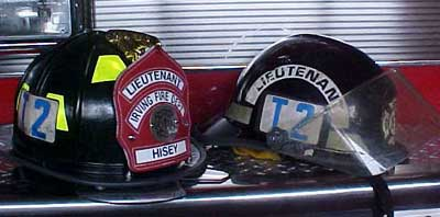 Fire Service Ranks and Organization