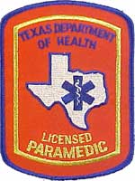 Emt national registry patches