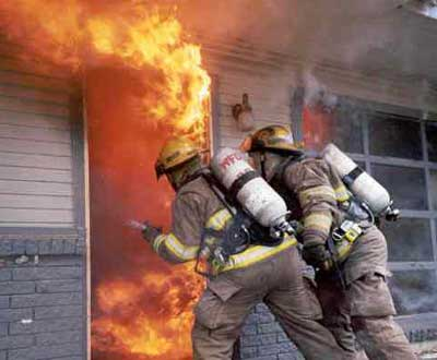 What Is A Firefighter S Job