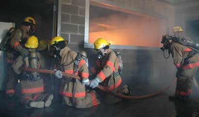but the training does not stop there a basic firefighter must attend twenty hours of continuing education each year to keep his or her job - Being A Firefighter Why Do You Want To Be A Firefighter Interview Question